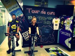 Tour De Cure image